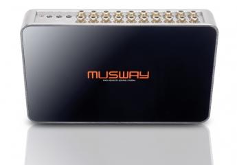 In-Car Endstufe Multikanal Musway Tune12 im Test, Bild 1