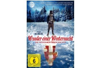 DVD Film NewKSM Wunder einer Winternacht: Die Weihnachtsgeschichte im Test, Bild 1