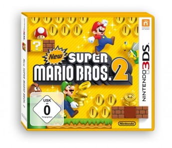 Games Nintendo 3DS Nintendo New Super Mario Bros. 2 im Test, Bild 1