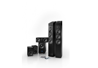 Lautsprecher Surround Nubert nuBox 513 Atmos-Set im Test, Bild 1