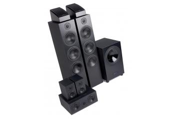 Lautsprecher Surround Nubert nuBox 683 / CS-413 / 303 / AW-993 / nuLine RS-54 im Test, Bild 1