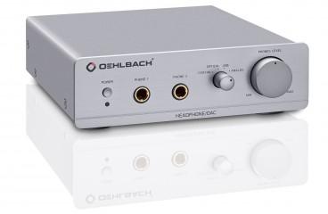 Kopfhörerverstärker Oehlbach XXL DAC Ultra im Test, Bild 1