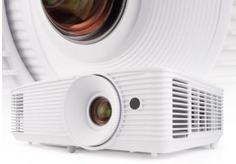 Beamer Optoma HD29H im Test, Bild 1