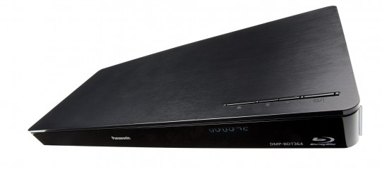 Blu-ray-Player Panasonic DMP-BDT364 im Test, Bild 1