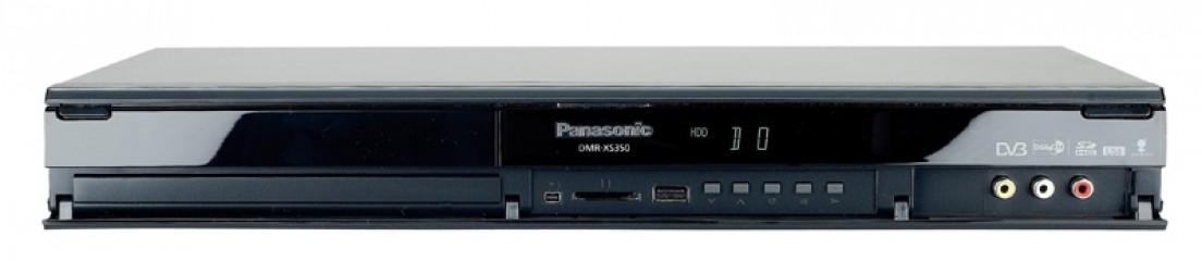 DVD-Rekorder Panasonic DMR-XS350 im Test, Bild 1