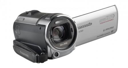 Camcorder Panasonic HC-V707 im Test, Bild 1