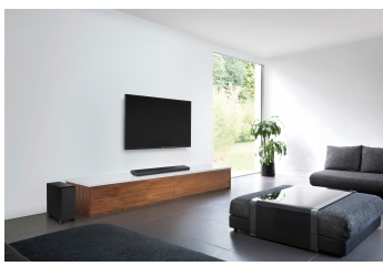 Soundbar Panasonic SC-ALL70T im Test, Bild 1