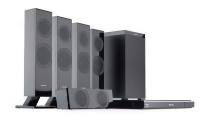 Blu-ray-Anlagen Panasonic SC-BTT590 im Test, Bild 1