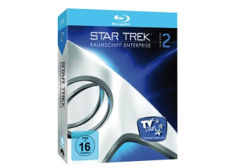 Blu-ray Film Paramount Star Trek: Raumschiff Enterprise - Season 2 im Test, Bild 1