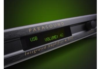Vollverstärker Parasound NewClassic 200 Integrated im Test, Bild 1