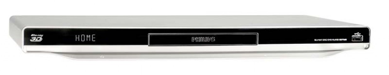 Blu-ray-Player Philips BDP7600 im Test, Bild 1