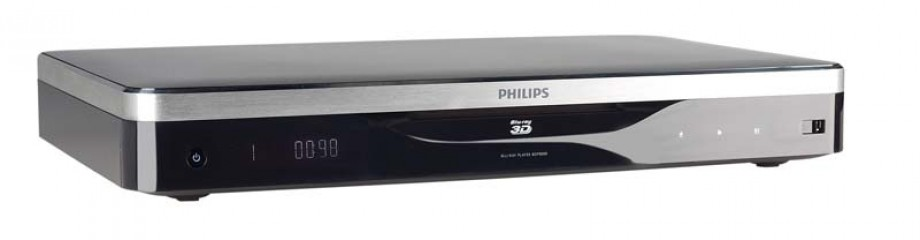 Blu-ray-Player Philips BDP8000 im Test, Bild 1