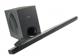 Soundbar Philips HTL7140 im Test, Bild 1