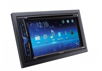 Moniceiver Pioneer AVH-A210BT im Test, Bild 1
