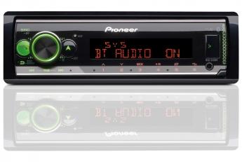 1-DIN-Autoradios Pioneer MVH-S510BT im Test, Bild 1
