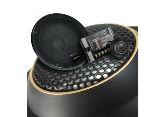 Car-HiFi-Lautsprecher 16cm Pioneer TS-Z65CH im Test, Bild 1