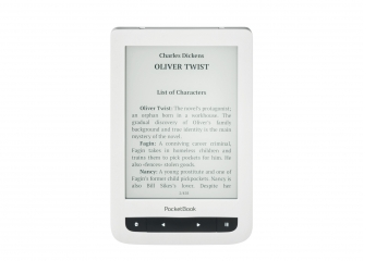 E-Book Reader Pocketbook Touch Lux 3 im Test, Bild 1