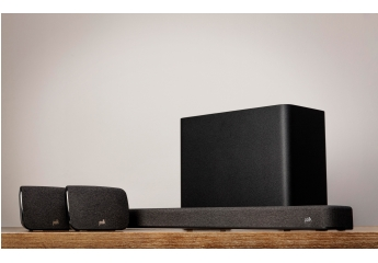 Soundbar Polk Audio React Soundbar / Subwoofer / SR2 im Test, Bild 1