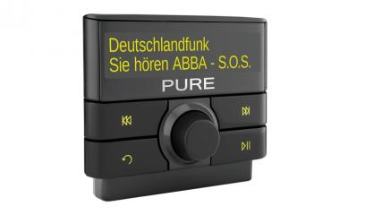 DAB+ Radio Pure Highway 300 Di im Test, Bild 1