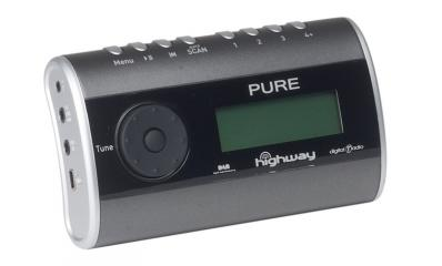 DAB+ Radio Pure Highway im Test, Bild 1