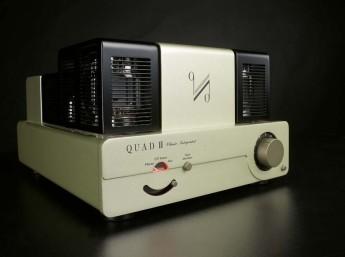 Röhrenverstärker Quad II Classic Integrated im Test, Bild 1