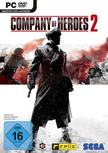 Games PC Relic Enterrtainment Company of Heroes 2 im Test, Bild 1
