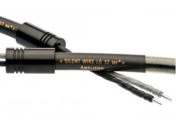 Lautsprecherkabel Silent Wire LS32 im Test, Bild 1