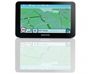 Portable Navigationssysteme Snooper VenturaPro S6800 im Test, Bild 1