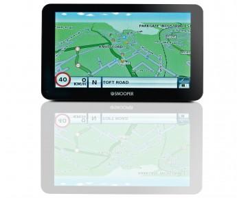 Portable Navigationssysteme Snooper VenturaPro S6800 im Test, Bild 1