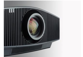Beamer Sony VPL-VW890 im Test, Bild 1