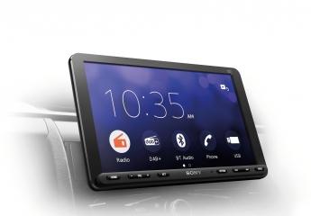 Moniceiver Sony XAV-AX8050D im Test, Bild 1