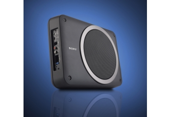 In-Car Subwoofer Aktiv Sony XS-AW8 im Test, Bild 1