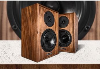 Lautsprecher Stereo Spendor Classic 4/5 im Test, Bild 1