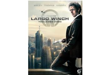 DVD Film Sunfilm Largo Winch - Tödliches Erbe im Test, Bild 1