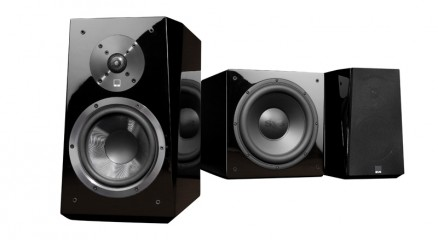 2.1-Surroundsets SV Sound Ultra Bookshelf / SB12-NSD im Test, Bild 1