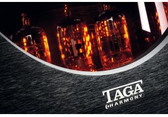 Vollverstärker Taga Harmony HTA-2500B im Test, Bild 1