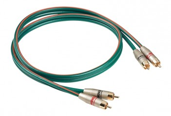 Audiokabel analog Tchernovcable Junior IC RCA im Test, Bild 1