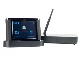 Internetradios Teac WAP 8500 im Test, Bild 1