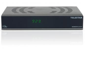 Sat Receiver mit Festplatte Telestar Diginova 23 CI+ im Test, Bild 1