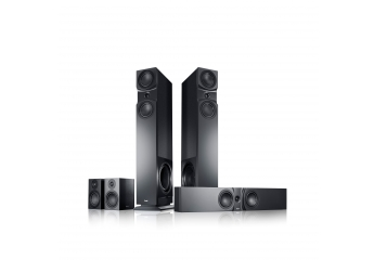 Lautsprecher Surround Teufel Theater 6 Hybrid Flach Center 5.2-Set im Test, Bild 1