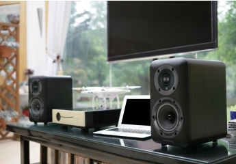 Lautsprecher Stereo Wharfedale D320 im Test, Bild 1