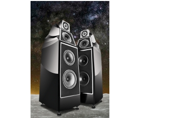 Lautsprecher Stereo Wilson Audio Alexia 2 im Test, Bild 1