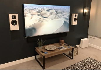 Lautsprecher Surround Wisdom Audio P2m & S10 im Test, Bild 1