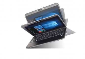 Notebooks und Ultrabooks Wortmann Terra Mobile 360-11Plus N4200 W10P im Test, Bild 1