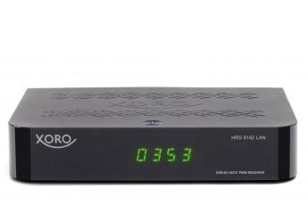 Sat Receiver mit Festplatte Xoro HRS 9192 im Test, Bild 1