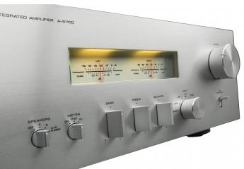 Vollverstärker Yamaha A-S1100 im Test, Bild 1