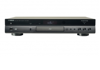 Blu-ray-Player Yamaha BD-A1060 im Test, Bild 1