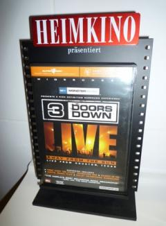 DVD Musik 3 Doors Down Away from the Sun: Live in Houston, Texas im Test, Bild 1