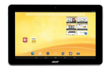Tablets Acer Iconia A3 im Test, Bild 10