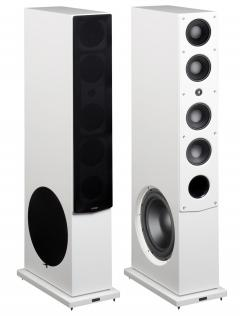 Lautsprecher Stereo Advance Acoustic Kubik K11 S, Advance Acoustic X-I90 im Test , Bild 6